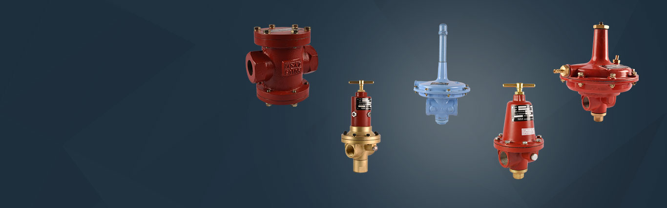 Pressure / Flow Control Devices
